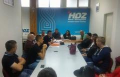 Održana 6. sjednica OO Mladeži HDZ BiH Travnik