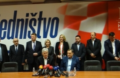 U Mostaru održan sastanak izaslanstva HDZ BiH i SNSD-a