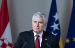 Predsjednik Čović: Minimum minimuma – izborna legitimnost; BiH je morala dobiti status kandidata za EU