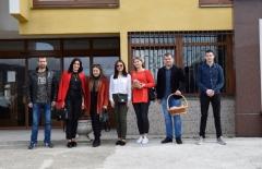 Mladež HDZ BiH Travnik posjetila domove za stare osobe